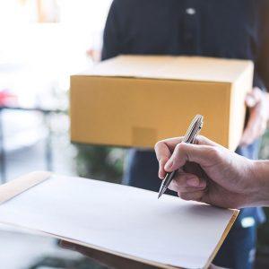 Preberanie doporučenej pošty