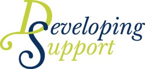 developing support logo mensie